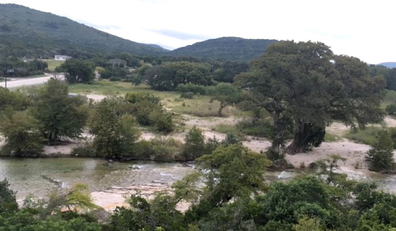 Texas Hill Country Land Survey